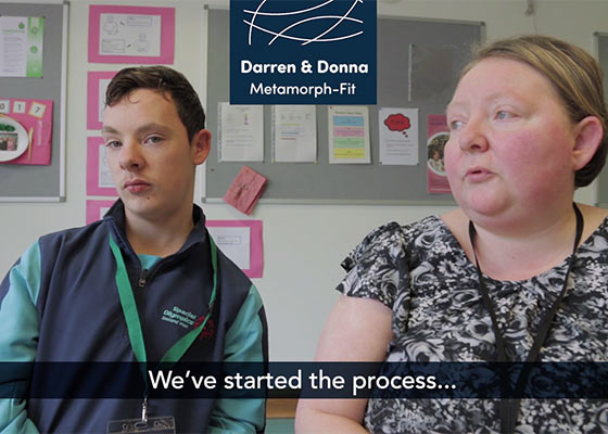 Expression Where it Counts – Darren & Donna