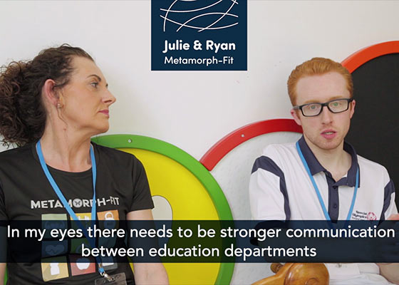Expression Where it Counts – Julie and Ryan