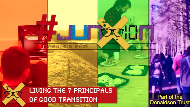 JunX10n – Living the 7 Principles of Good Transition